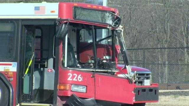 shuttle bus crash