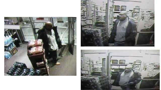 Anne Arundel County police said they are looking for a purse snatcher who struck at a Hanover Safeway.