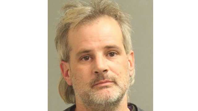 Police said they arrested 42-year-old Dustin Landon Grogan and charged him in connection with gravesite thefts in Glen Burnie.