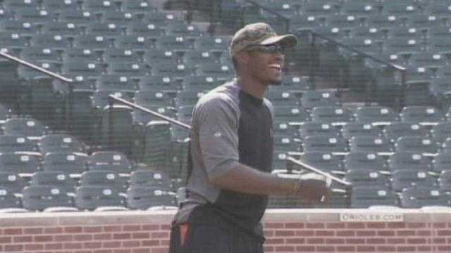 Orioles start spring training with visions of victory