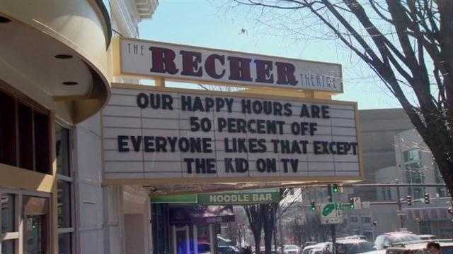 One of the owners of the Recher Theatre in Towson said they're planning to convert the concert venue into a nightclub.