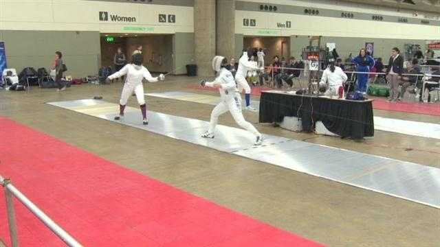 fencing championships