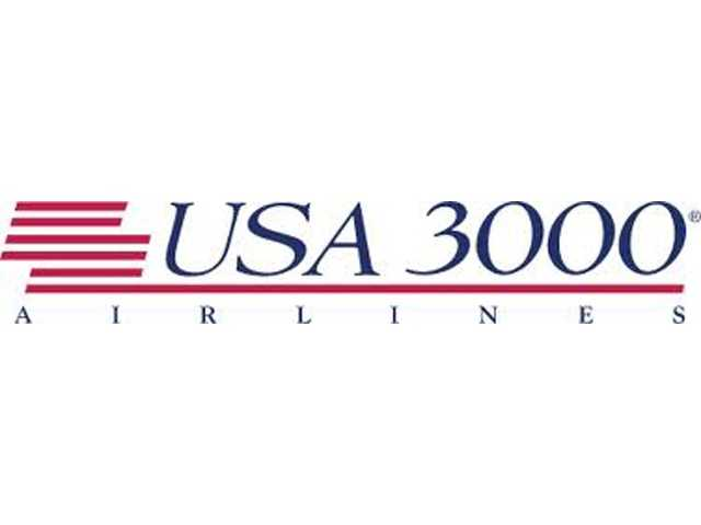USA 3000 ranks as the lowest airline on the list with the least baggage fees.