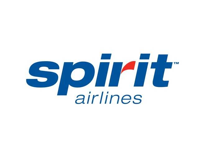 Spirit Airlines ranks seventh with more than $125,500 in baggage fees.