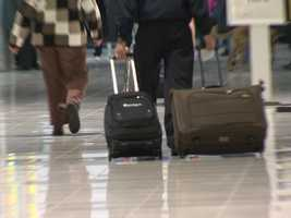 Are you tired of paying for your bags to fly with you? We take a look at the highest baggage fees collected in 2012 by airline per statistics collected by the U.S. Department of Transportation.