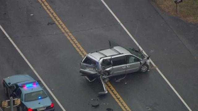 Harwood crash