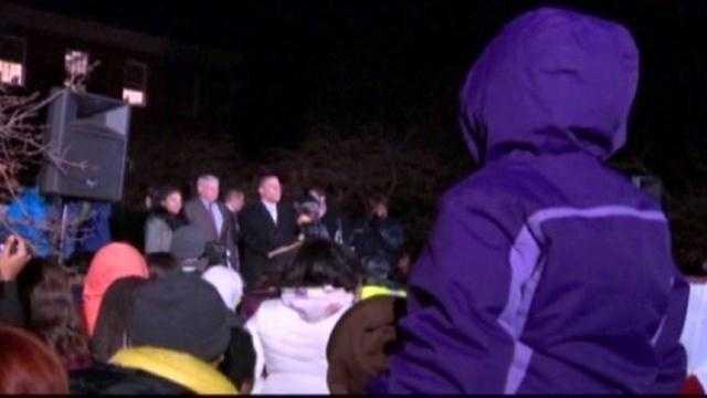 Annapolis schools rally