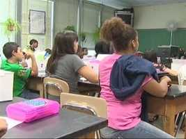 The White House explains how sequestration could impact Maryland. First,Teachers and Schools: Maryland will lose approximately $14.4 million in funding for primaryand secondary education, putting around 200 teacher and aide jobs at risk. In addition about 12,000 fewer students would be served and approximately 30 fewer schools would receive funding. Education for Children with Disabilities: In addition, Maryland will lose approximately $9.7 million in funds for about 120 teachers, aides, and staff who help children with disabilities.