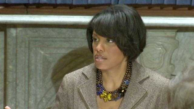 Stephanie Rawlings-Blake (good generic)