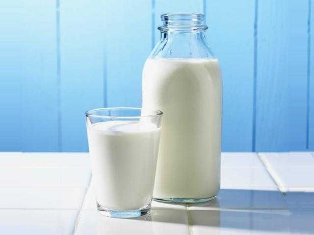 Milk is the state drink.