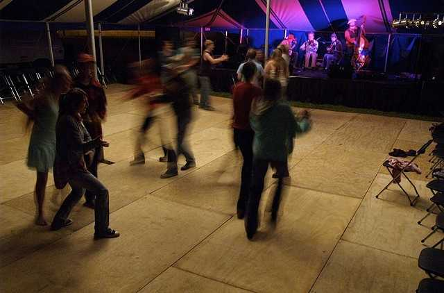 Square dancing is the state's folk dance.