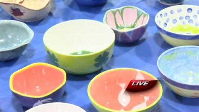 Ava Empty bowls