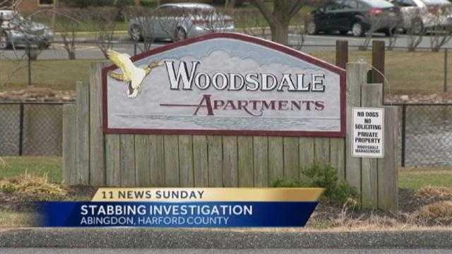 Woodsdale apartment complex