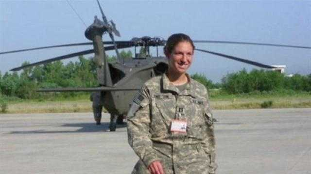 A Carroll County woman is one of five U.S. service members who were killed in a helicopter crash in Afghanistan last week.