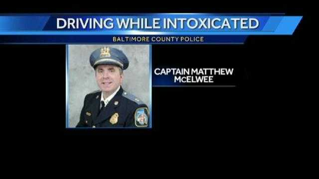 Capt. Matthew McElwee DWI