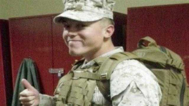 "Lance Cpl. William ""Taylor"" Wild IV"