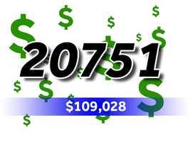 20751, Deale, Anne Arundel County