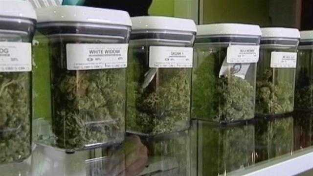 The Maryland House of Delegates has passed a measure to allow medical marijuana in the state.