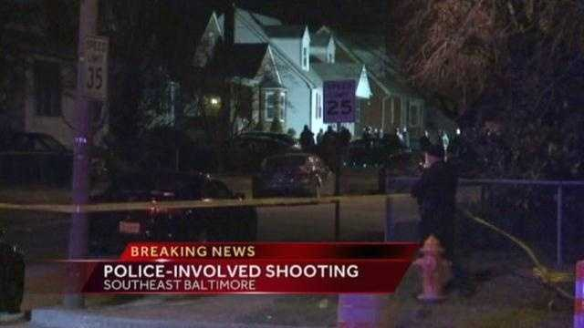 POLICE INVOLVED SHOOTING