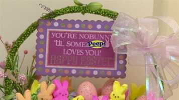 Children love the marshmallow treat Peeps because they're soft and edible, and that's also why they've become a crafting staple in many Carroll County homes the past few years.