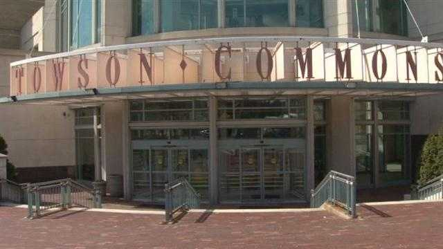 Sitting dormant for years, Towson Commons gets a new tenant.
