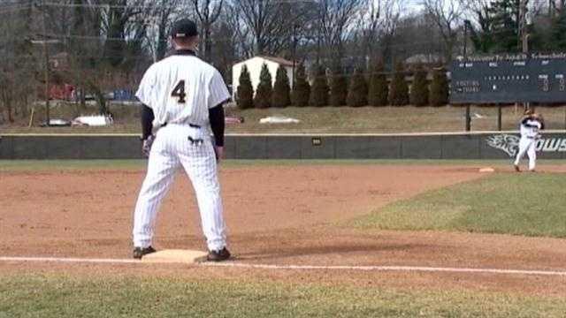 New money may save Towson baseball