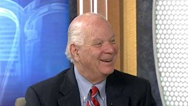 Sen. Ben Cardin (D) co-sponsored the bill to repeal the Defense of Marriage Act and supports same-sex marriage.