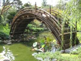 4. The Huntington Library, Art Collections and Botanical Gardens -- San Marino, Calif.Amid lush rolling lawns, this Golden State sanctuary features more than a dozen gardens, including one of the largest camellia clusters in the country. On the property guests will also find breathtaking desert, rose, and Chinese gardens as well as four acres of impressive lily ponds. Open year-round, tickets are $20 for adults, $15 for seniors, $12 for students and $8 for children ages 5-11&#x3B; children 5 and under get in free.