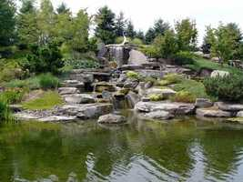 8. Frederik Meijer Gardens & Sculpture Park -- Grand Rapids, Mich.With a vast expanse of 132 acres, travelers to this Midwest attraction can venture through lush outdoor gardens or visit the Tropical Conservatory, which boasts exotic blooms and serves as the home to the country's largest tropical butterfly exhibit in the spring time. Open year-round, admission is free (tram tour tickets are $3 for adults and $1 for children 12 and under&#x3B; tram runs March-December).