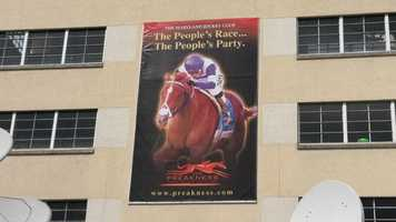 Nine races kicked off Opening Day at Pimlico Race Course on Thursday, just 44 days away from the 138th running of the Preakness Stakes.
