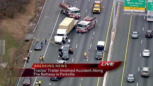 Parkville Outer Loop crash