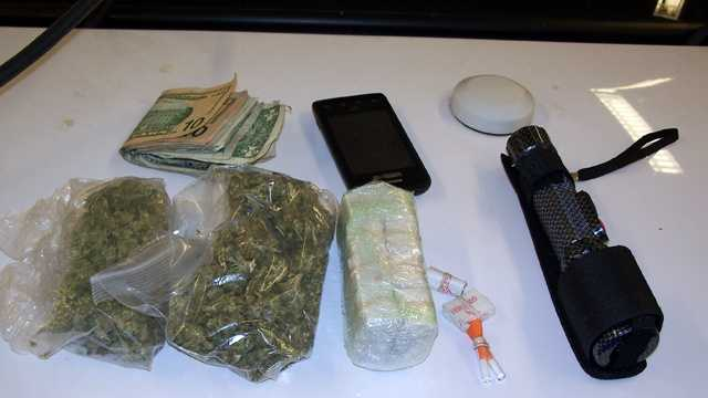 drugs confiscated in Fed, Monroig-Barrett case