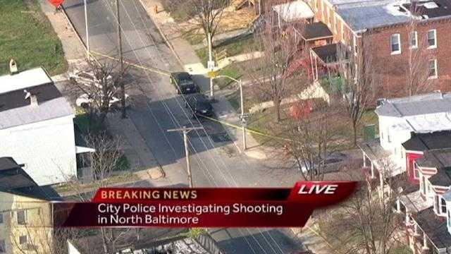 Old York Road shooting