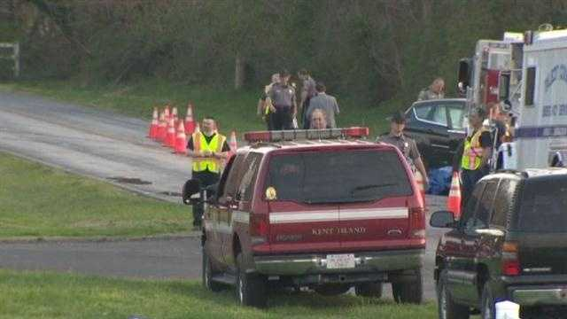 The Queen Anne's County Sheriff's Office is handling the investigation.