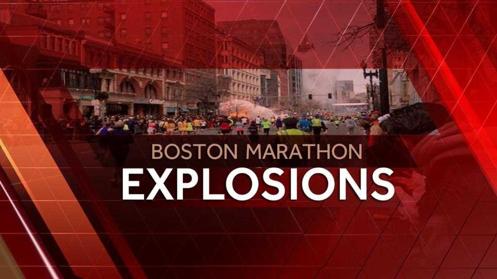 Boston Marathon explosions generic image