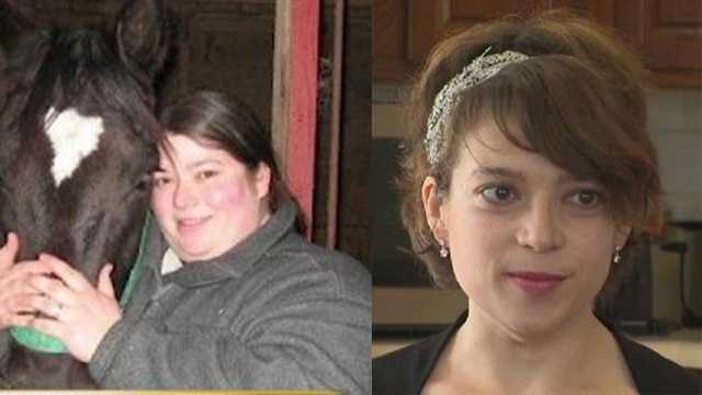 Colleen Martin - before and after