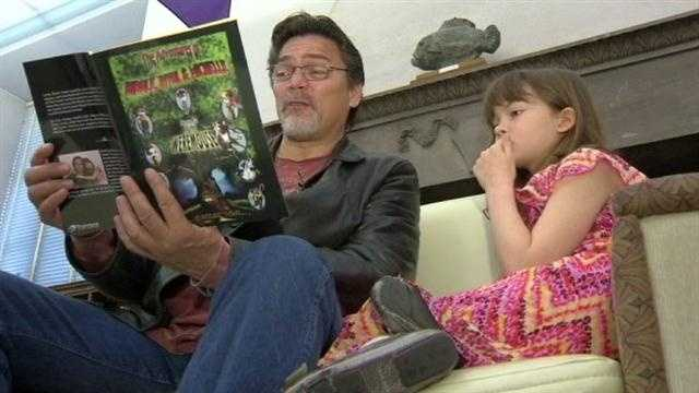 father daughter book writers
