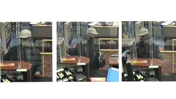 Anne Arundel County police are looking for a robber who struck at a Capital One Bank in Gambrills.