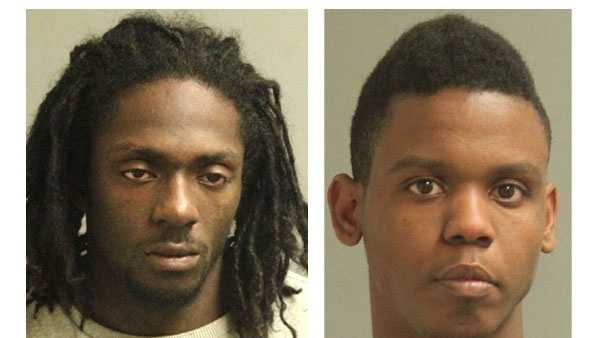 Mugshots: Christopher A. Green, Ezekiell Quinmell Bellamy