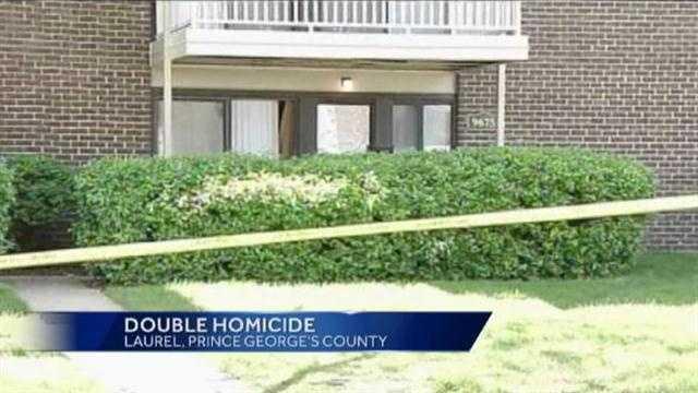 Laurel double homicide