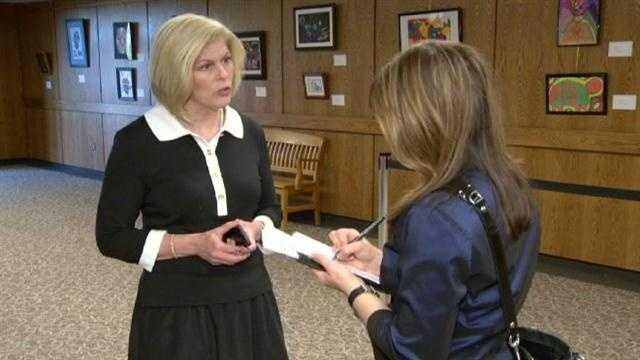 Laura Neuman external police investigation