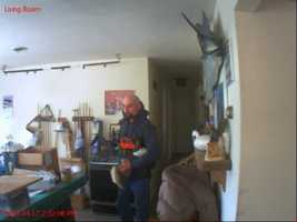 The homeowner reported personal property stolen.