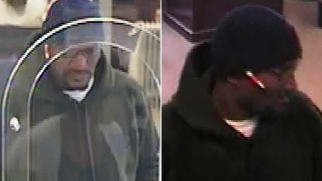 BB&T Bank robbery surveillance