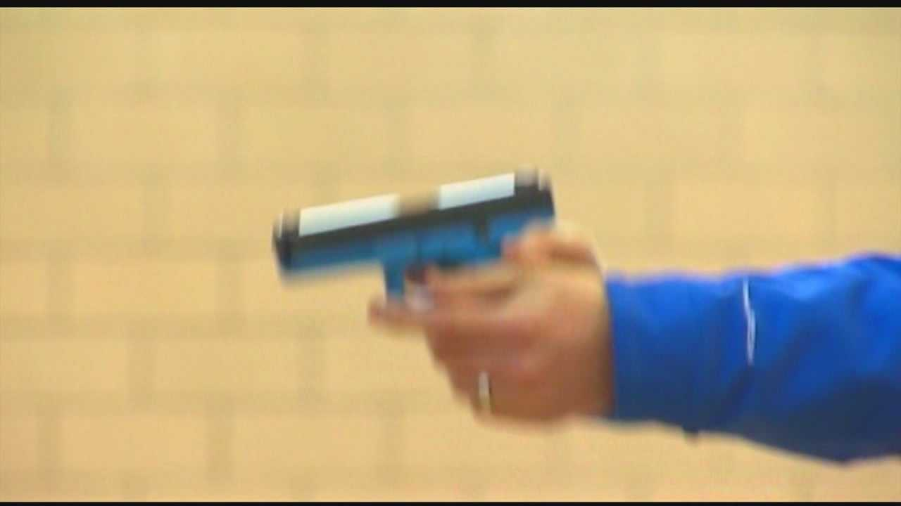 Another Baltimore City police training incident is under investigation for the use of real weapons, the 11 News I-Team learns.