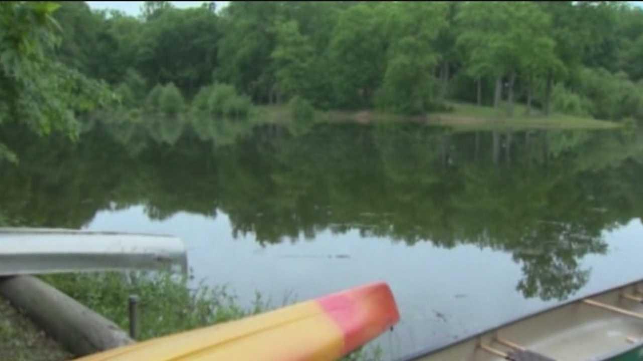 Boy's body found in Laurel reservoir