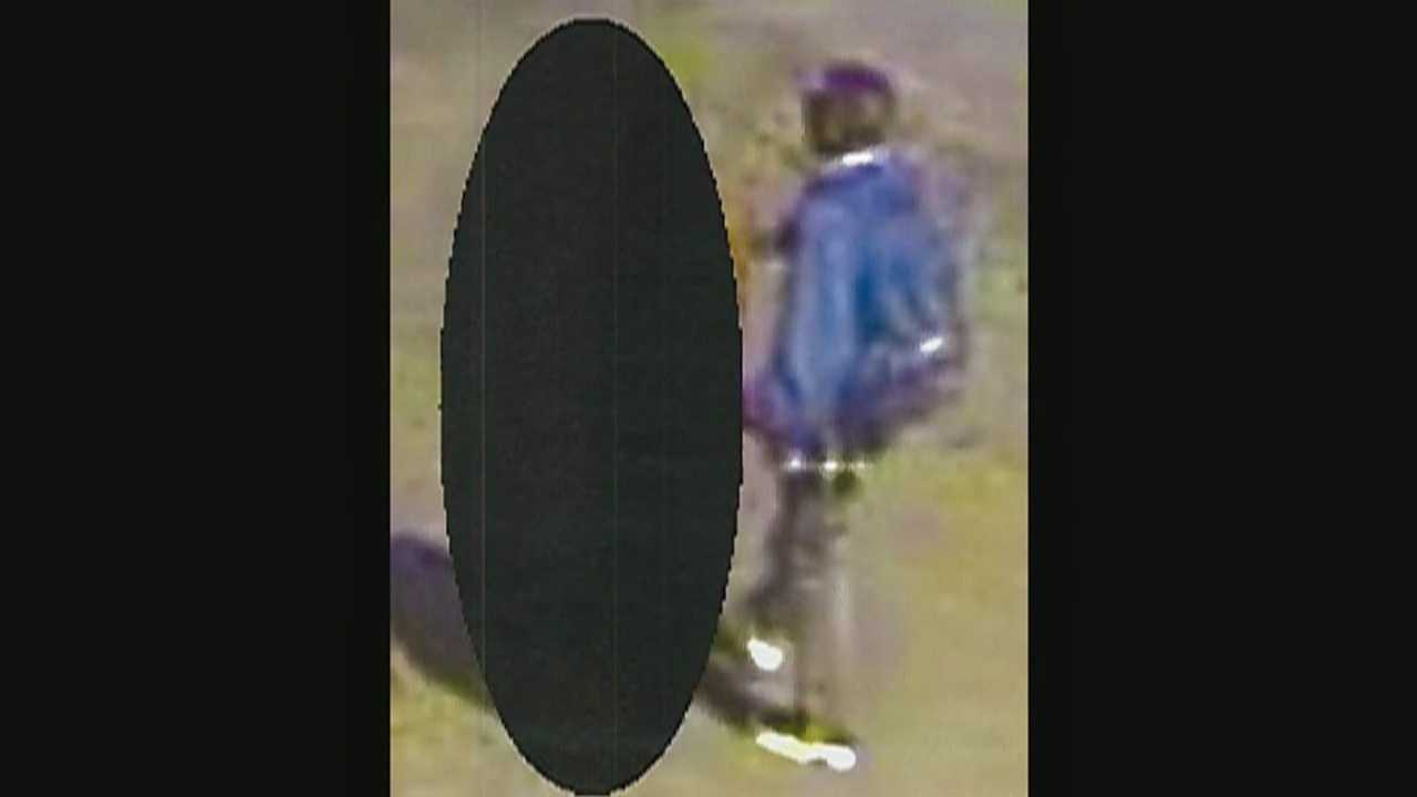Baltimore police release a surveillance photo of a person wanted in connection with a sex assault in Mount Vernon.