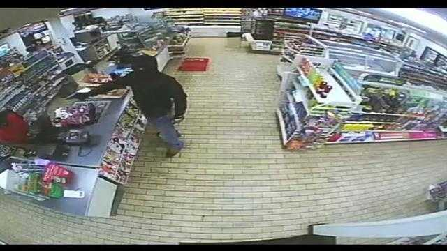 Howard County police are asking for the public's help to identify an armed robber who struck at a 7-Eleven store in Columbia.