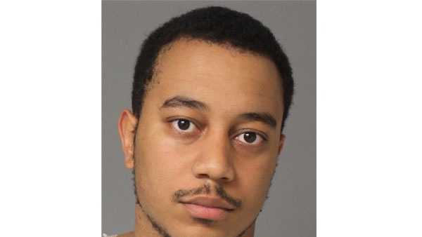 Police say Brandon Mcilwain, 22, of Odenton, was arrested in connection with a burglary and assault in Odenton.
