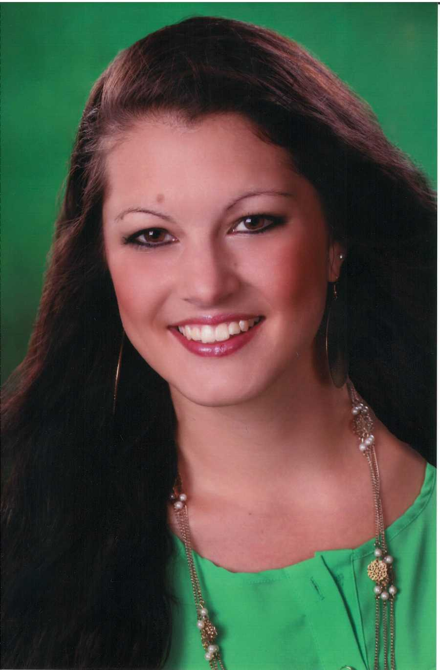Kaytie Riley, 22, Miss Mason DixonLittle Swimmers Early Education AwarenessVocal/Piano
