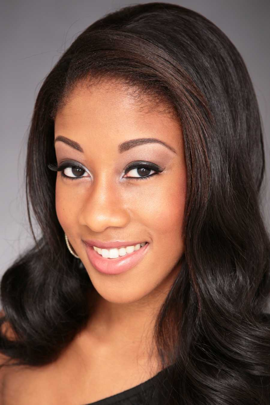 Ebony Sherill, 21, Miss PotomacRestore Hope: Keeping the College Dream AliveJazz Dance